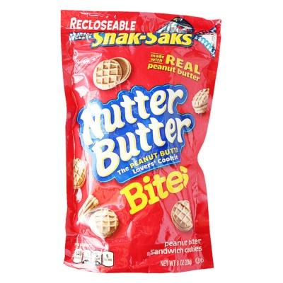 Nabisco Peanut Butter Sandwich Cookies 226g