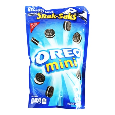 Nabisco Oreo Mini Chocolate Sandwich Cookies 226g