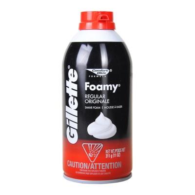 Gillette Foamy Regular Originale Shave Foam 311g