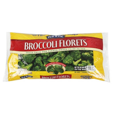Flav-R-Pac Broccoli Florets 340g