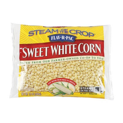 Flav-R-Pac Sweet White Corn 340g
