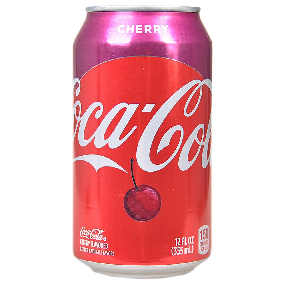 Cocacola Cherry 355ml