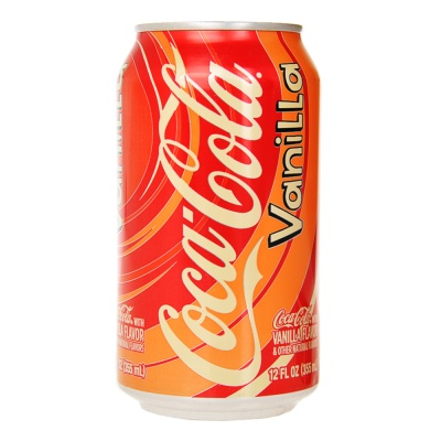 CocaCola Vanilla 355ml