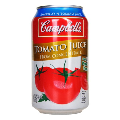 Campbelli Tomato Juice 340ml