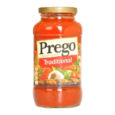 Prego Traditional Pasta Sauce 680g