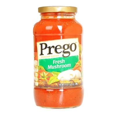 Prego Mushroom Pasta Sauce