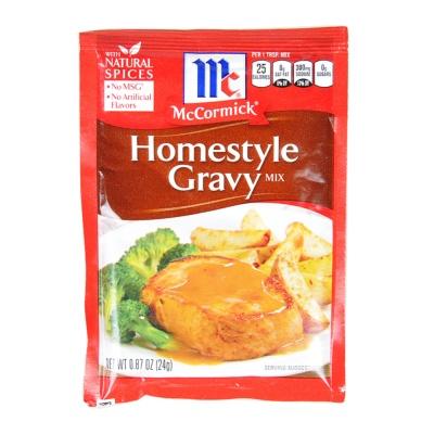 McCormick Homestyle Gravy Mix 24g