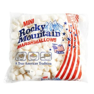 Rocky Mountain Mini Marshmallows 150g