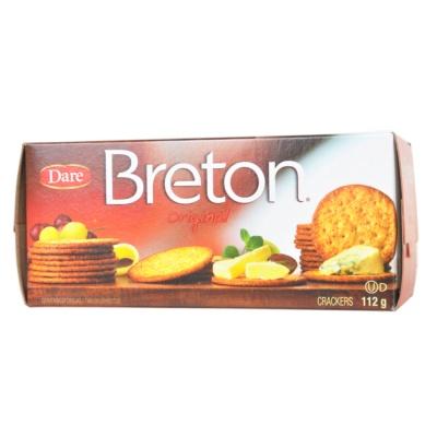 Dare Breton Original Crackers 112g