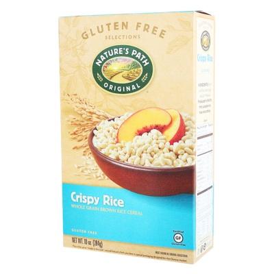 Nature's Path Crispy Rice Oatmeal 284g