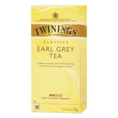 Twinings Earl Grey Tea 50g