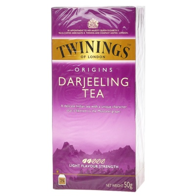 Twinings Darjeeling Tea 50g