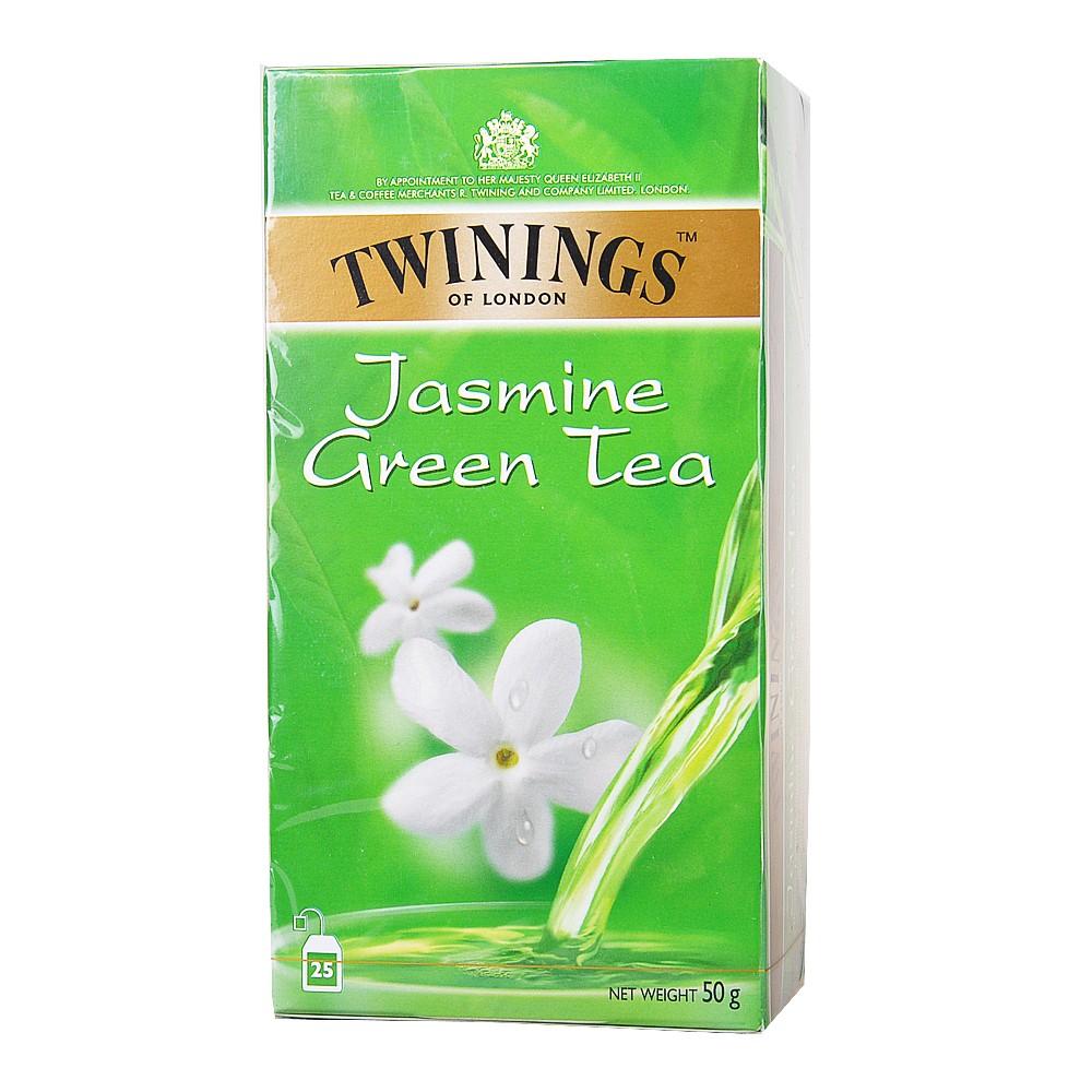 Twinings jasmine green tea 50g izmirmasajfo
