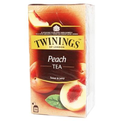 Twinings Sweet&Juicy Peach Tea 50g