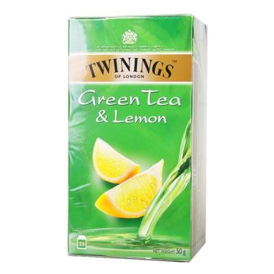 Twinings Green Tea & Lemon 50g