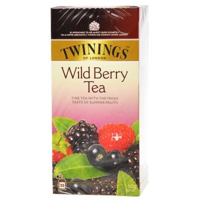 Twinings Wild Berry Tea 50g