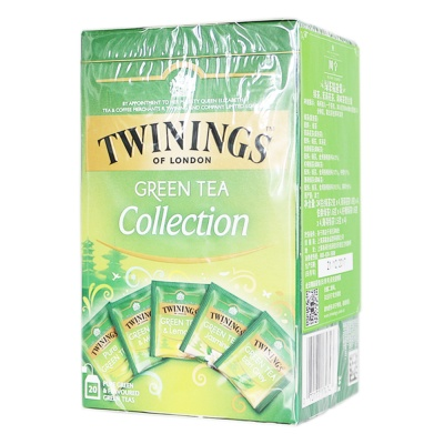 Twinings Green Tea Collection 34g
