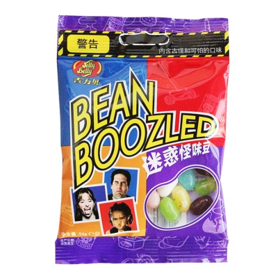 Jelly Belly Bean Boozled Candy 54g