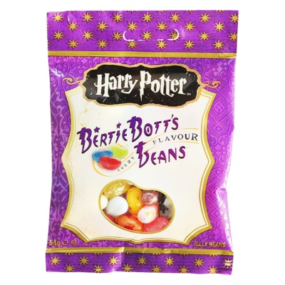Jelly Belly Harry Potter Multi-Favor Candy 54g