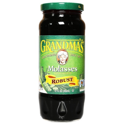 Grandma's Molasses (Robust) 355ml