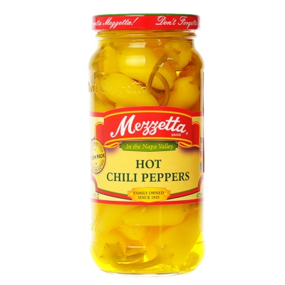 Meggetta Hot Chili Peppers 473ml