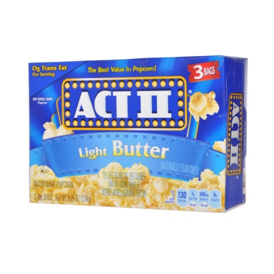 Act Light Buttle Popcorn 234g