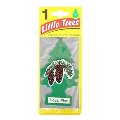 Little Trees Air Freshener Royal Pine 1pk