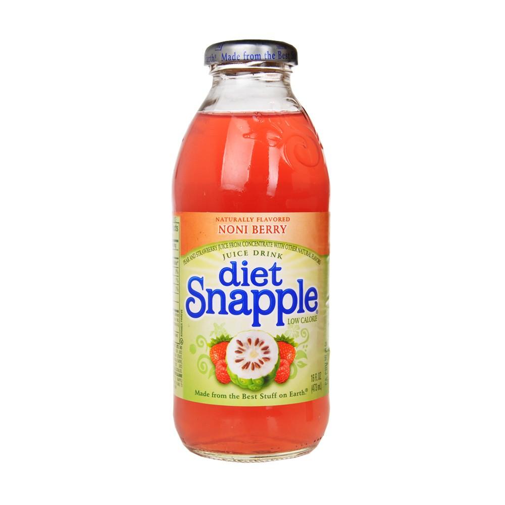 Snapple Diet Noni Berry Drink 473ml