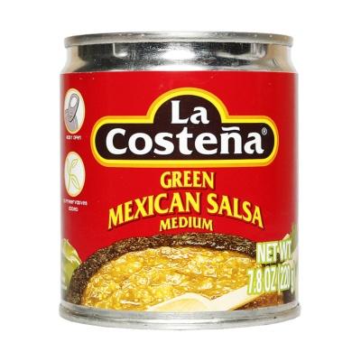 La Costena Green Mexican Salsa 220g