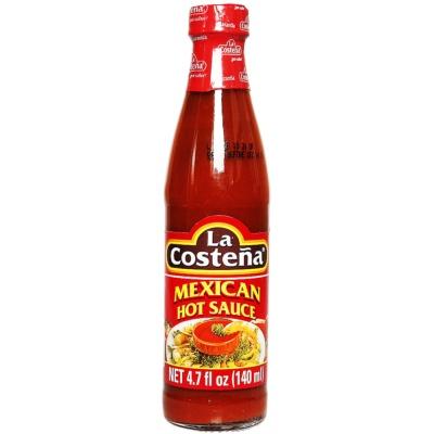 La Costena Mexican Hot Sauce 140ml