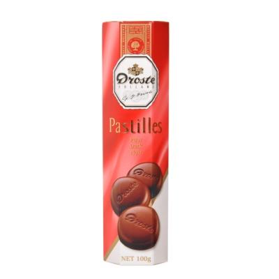 Droste Dark Chocolate Pastilles 100g