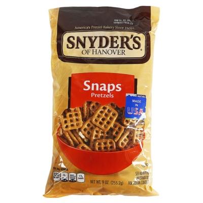 Snyder's Snaps Pretzels 255.2g