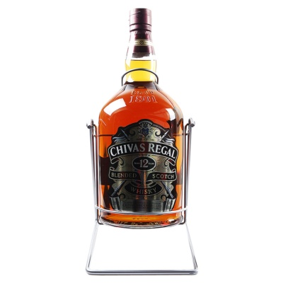 Chivas Regal 12 Blended Whisky 4.5L