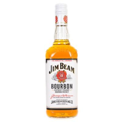 白占边波本威士忌 750ml