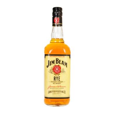 占边黑麦波本威士忌 700ml