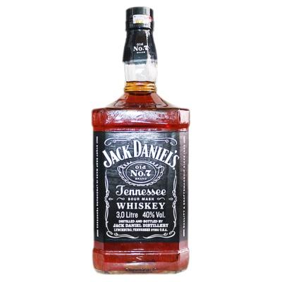 杰克丹尼田纳西州威士忌 3L