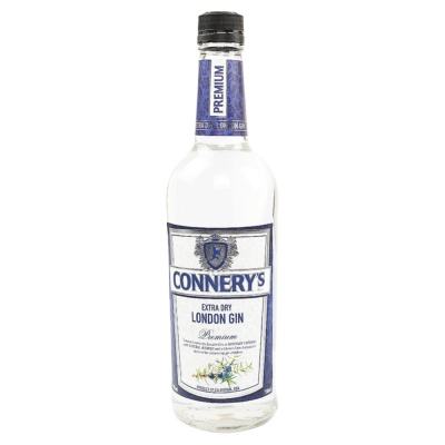 Connery's London Dry Gin 750ml