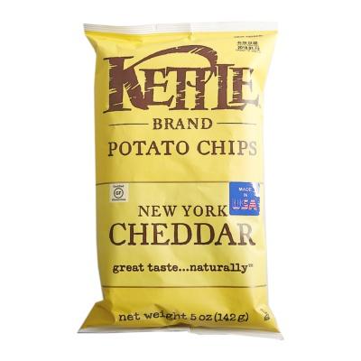 Kettle New York Cheddar Potato Chips 142g