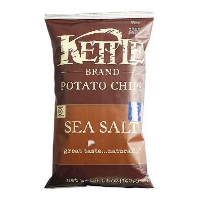 Kettle Sea Salt Flavor Potato Chips 142g