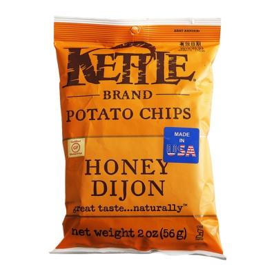 Kettle Honey Mustard Flavor Potato Chips 56g