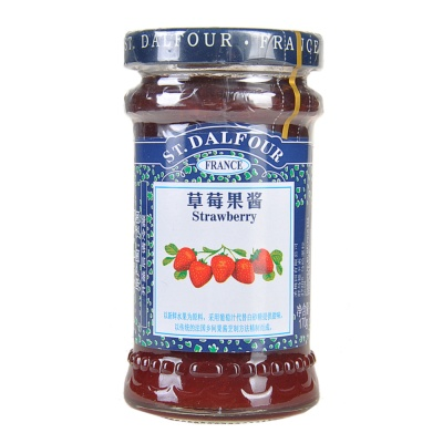 St.Dalfour Strawberry Jam 170g
