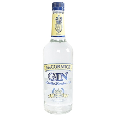 Mccormick Gin Distilled London Dry 750ml
