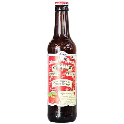 森美尔草莓味啤酒 355ml