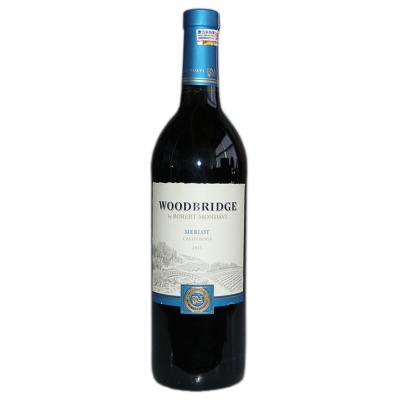 Woodbridge Merlot Red Wine 750ml
