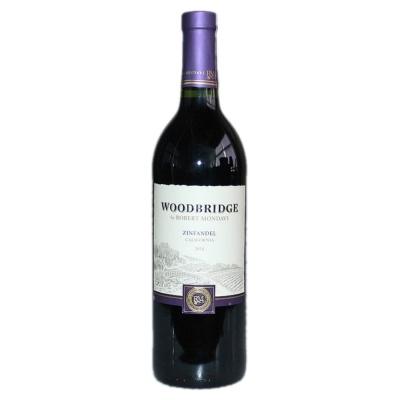 Woodbridge By Robert Mondavi Zinfandel Red Wine 750ml