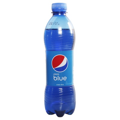Pepsi Blue Cola 450ml