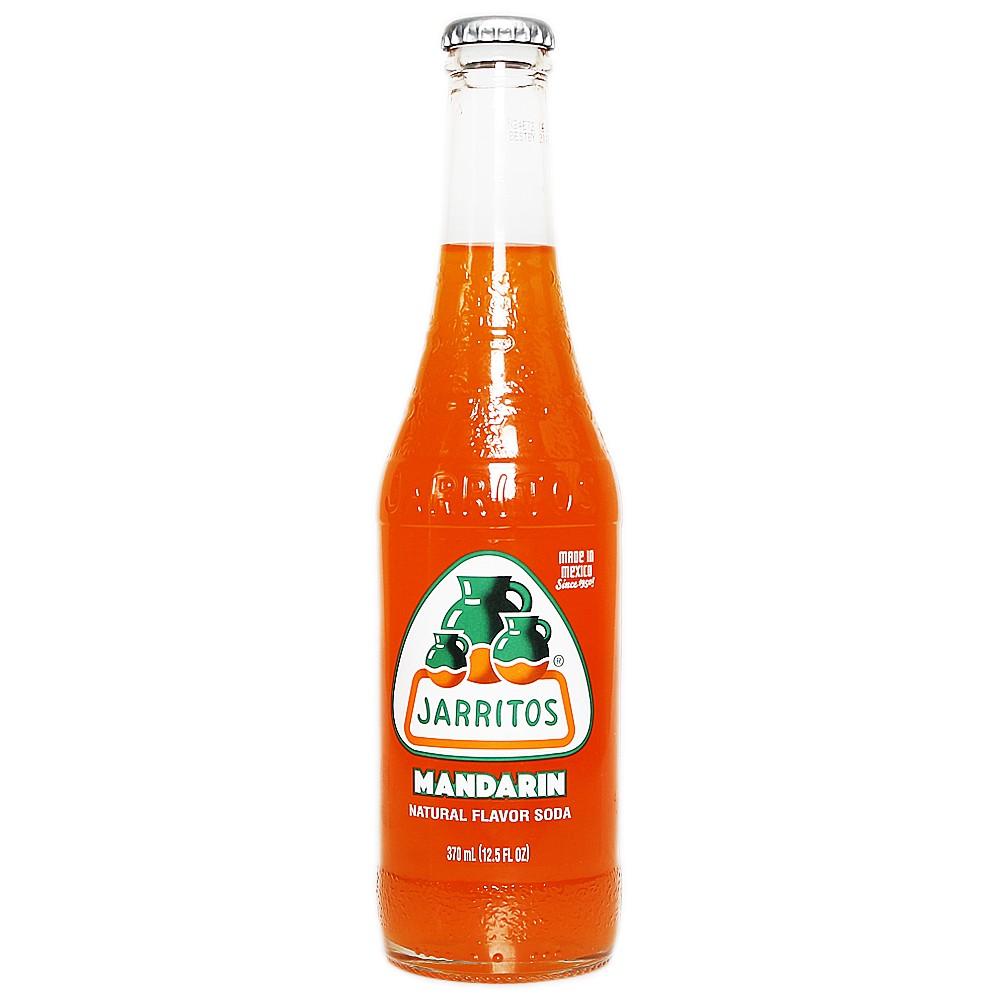 Jarritos Natural Flavor Soda (Mandarin) 370ml
