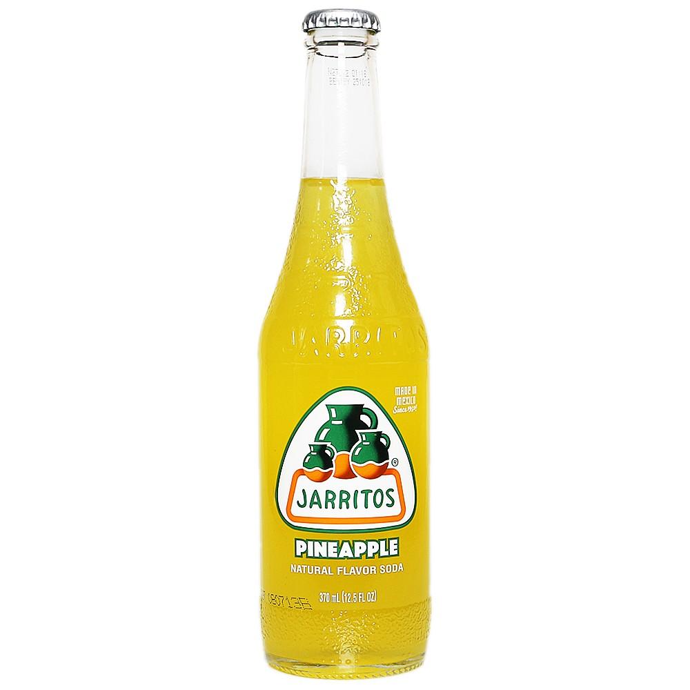 Jarritos Natural Flavor Soda (Pineapple) 370ml