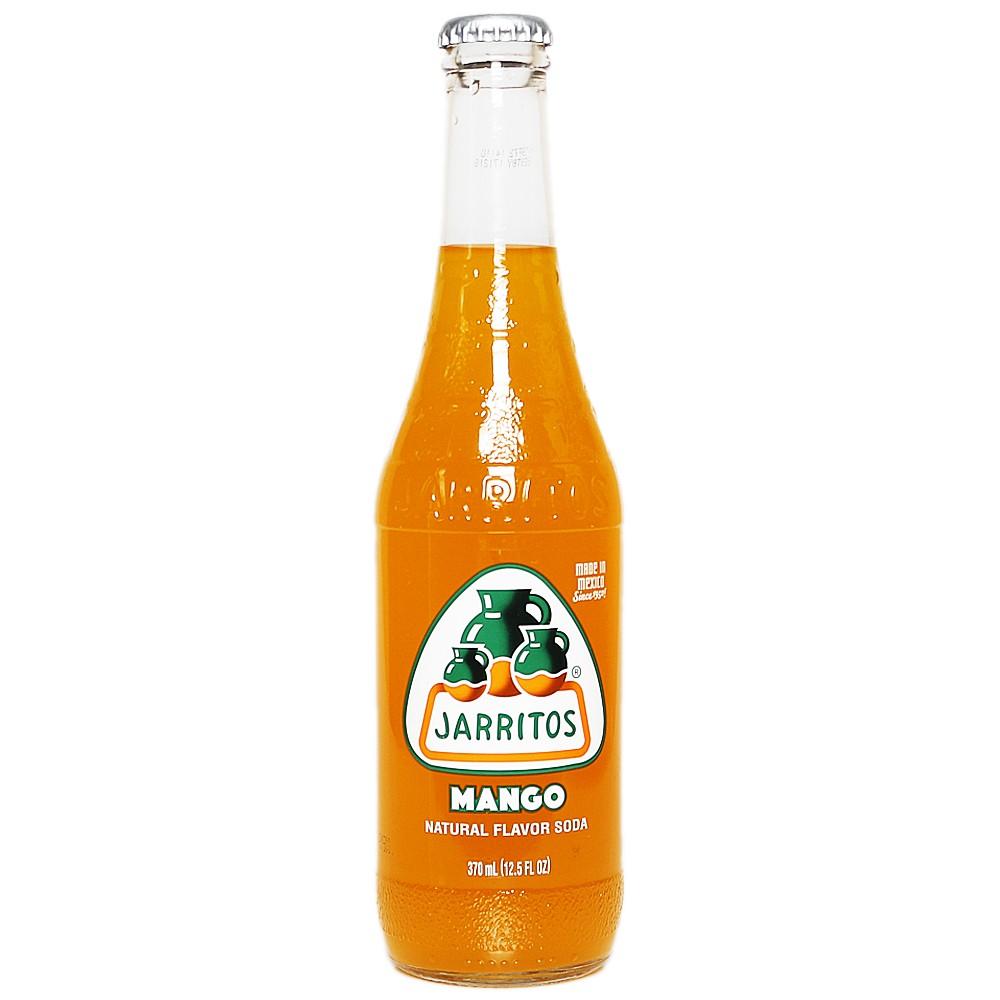 Jarritos Natural Flavor Soda (Mango) 370ml