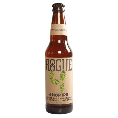 Rogue 4 Flower Beer 355ml